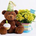 Feliz Cumpleaños de Peluche