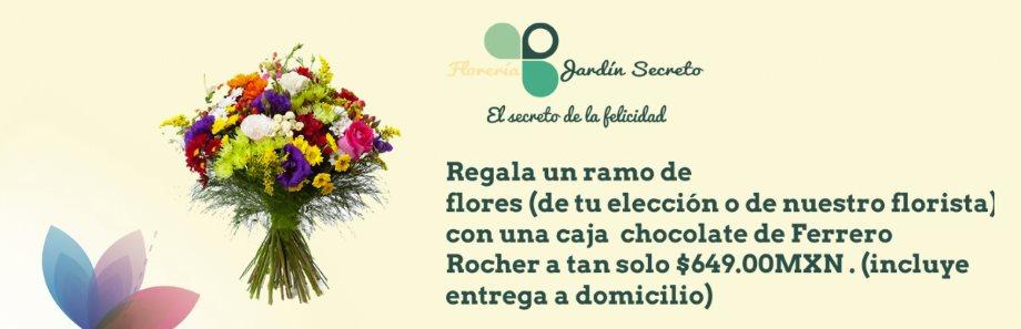 Envia Flores y Chocolates